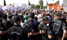 تونس: مظاهرة مطلبيّة للتوظيف تتطور لمواجهات مع الأمن