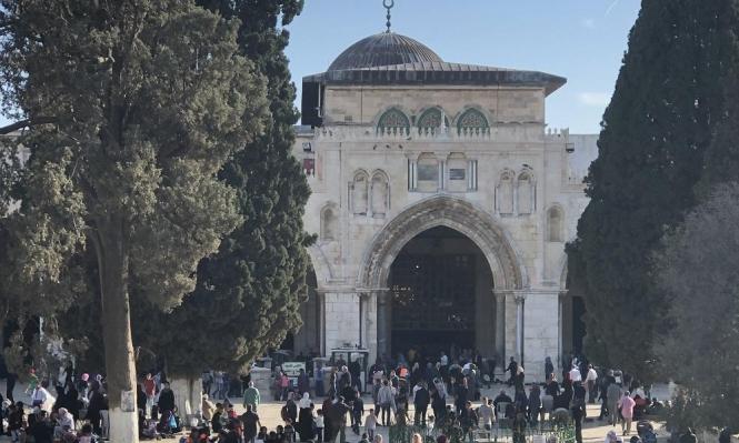 الشيخ صبري: أوقاف القدس بدأت تفقد سيطرتها على الأقصى