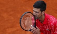 لاعب التنس ديوكوفيتش يعلن إصابته بكورونا