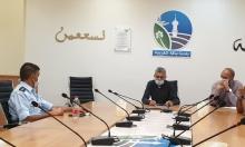 بلدية باقة الغربية تحمّل الشرطة ووزارة الأمن الداخلي مسؤولية انعدام الأمن