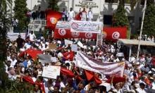 مواجهات في تونس بين قوات الأمن ومئات من المحتجين