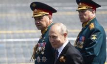 بوتين ينظّم عرضًا عسكريًا قبيل استفتاء شعبي لتمديد ولايته