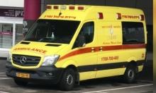 إصابة خطيرة لامرأة في جريمة طعن بطمرة