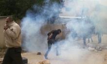 إصابة العشرات بمواجهات مع الاحتلال في أبو ديس وفصايل