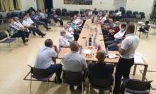 جديدة المكر: اجتماع لبحث سبل التصدي لمخطط تحلية مياه البحر