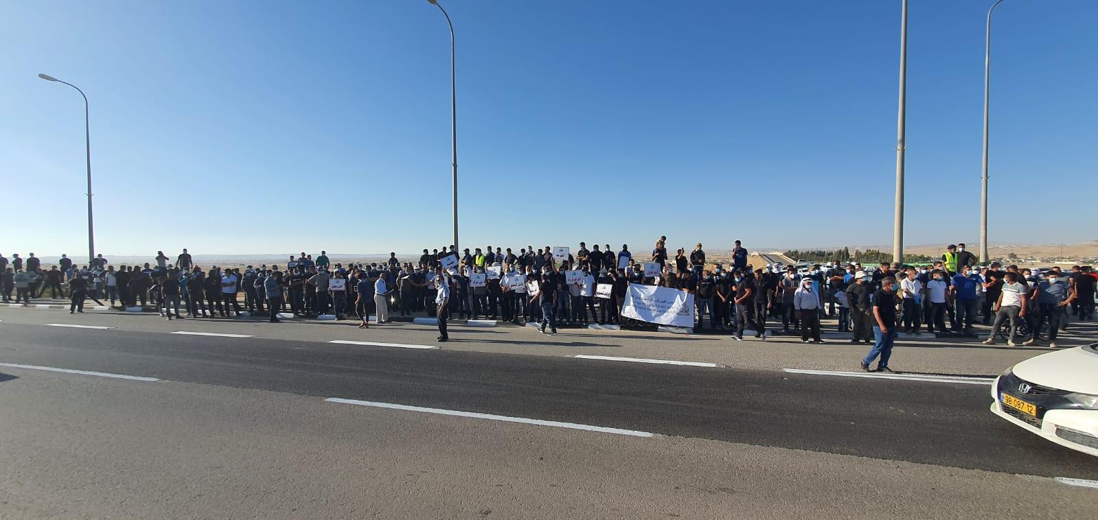 الزرنوق: تظاهرة ضد هدم البيوت وسياسات الشرطة