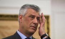 اتهام رئيس كوسوفو بارتكاب جرائم حرب ضد الصرب