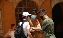 تسجيل 20 إصابة جديدة بكورونا في الخليل ورام الله وإغلاق مخيم عايدة