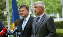 """تاجي يرفض """"جرائم الحرب"""".. وواشنطن تلغي قمة صربيّة كوسوفيّة لإعادة الحوار"""