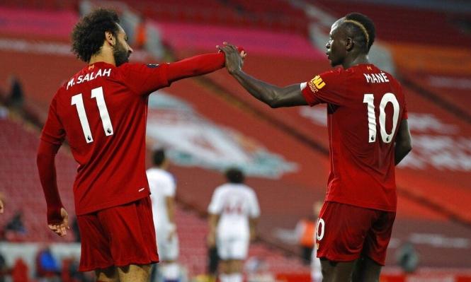 ليفربول بطلا للدوري الإنجليزي الممتاز