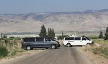 الاحتلال يضيق على مؤتمر بردلة.. وإحراق أراض زراعية في نابلس