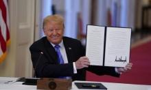 """توقيع مرسوم """"حماية التماثيل"""": ترامب يهدد المحتجين بالسجن"""