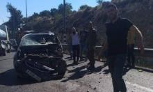 مصرع شخص وإصابة 3 آخرين في حادث طرق قرب بيت لحم