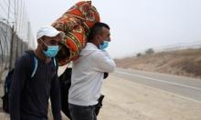 """كورونا بالضفة والقدس: """"أسرع نسبة تفشٍ بأسبوع عالميا""""؛ 60% من الإصابات بسبب التجمّعات"""