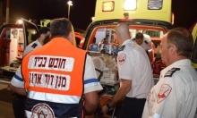 إصابة حرجة لطفل إثر تعرضه للدهس في شقيب السلام