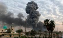 استهداف مواقع شرقي سورية عقب زيارة لقائد فيلق القدس الإيراني