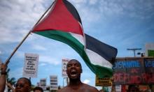"""هجمة إسرائيلية على """"حياة السود مهمة"""" بعد تأييدها الفلسطينيين"""