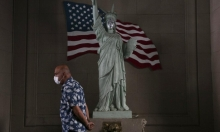الولايات المتحدة: 288 وفاة جديدة جراء كورونا الأحد