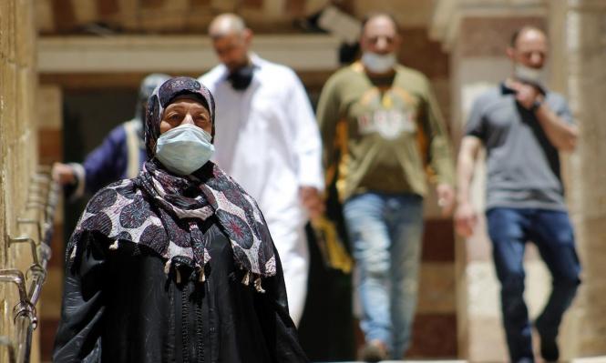 الصحة الفلسطينية: 98 إصابة جديدة بـفيروس كورونا
