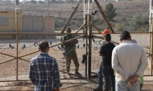 الاحتلال يمنع دخول الفلسطينيين لأراضيهم خلف الجدار تمهيدا لسلبها