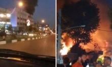13 قتيلا في انفجار بمشفى في طهران