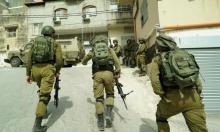 اعتقالات بالضفة والقدس وتوغل محدود في غزة