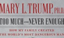 """رفع الحظر عن كتاب قريبة ترامب: """"أخطر رجل في العالم"""""""