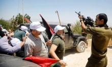 الضفة: إصابات في عصيرة وكفر قدوم خلال مواجهات مع جيش الاحتلال
