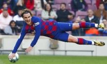 برشلونة يقرر الاستغناء عن غريزمان