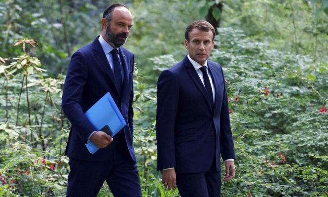 استقالة رئيس الوزراء الفرنسي بعد هزيمة ماكرون البلدية