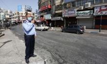 وفاة و324 إصابة جديدة بكورونا في الضفة الغربية