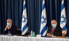 غانتس: ليست كل الاحداث التي تشهدها إيران مرتبطة بإسرائيل