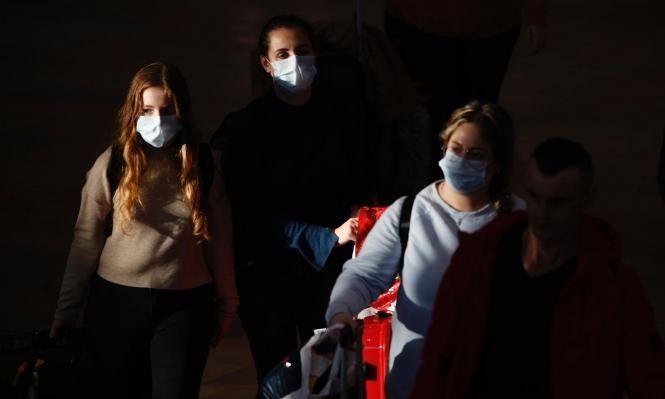 وتيرة انتشار كورونا مقلقة و30 ألف إخطار بالعزل منذ بدء تعقب الشاباك