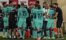 مدرب برشلونة: تقنية الفيديو لا تقدم تفسيرا لما يحدث!