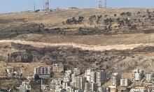 """الطريق الاستيطاني """"التفافي حوارة"""" يحاصر نابلس بالمستوطنات"""