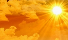 حالة الطقس: أجواء حارة وجافة