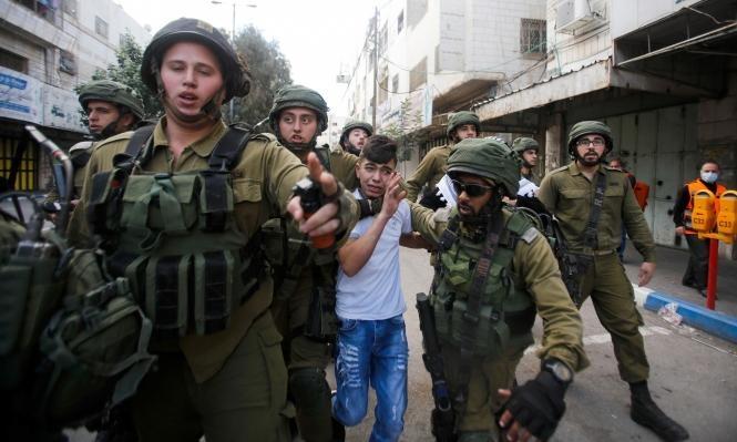 الاحتلال يحكم بالسجن الفعلي بحق فتى من يعبد