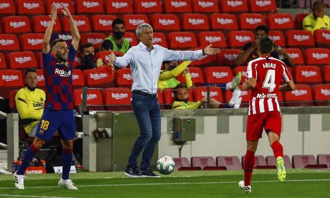 مدرب برشلونة ضد التحكيم: هناك أمور نفتقدها جميعا!