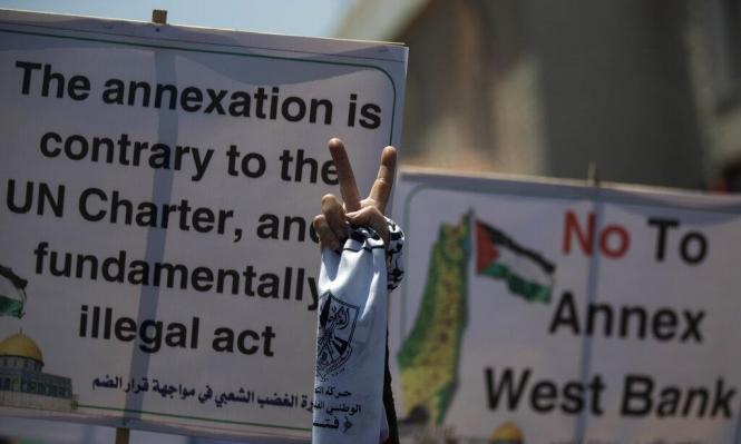 الأردن يحشد سياسيا بحثا عن آلية لمنع الضم