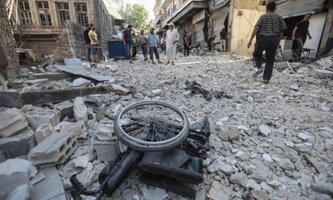 تقرير أممي: عمليات النظام في إدلب ترقى إلى جرائم ضد الإنسانية