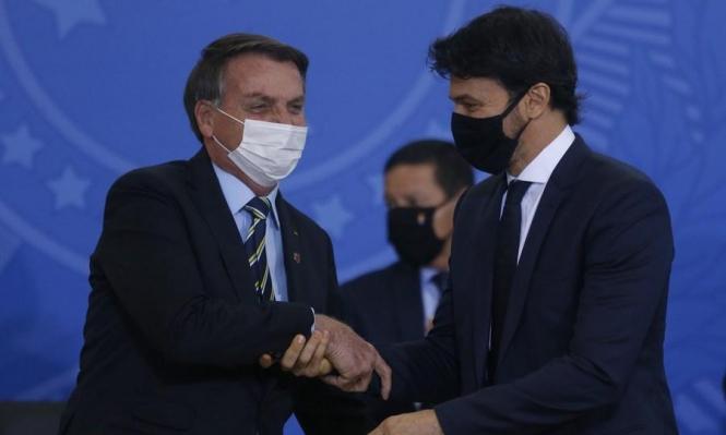 ظهور أعراض كورونا على الرئيس البرازيلي.. ونتيجة فحصه اليوم