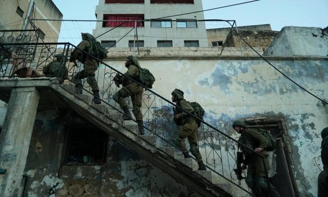 اعتقالات في الضفة وهدم منشآت في بيت لحم