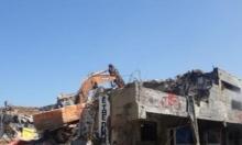 بلدية تل أبيب تُباشر بهدم مبنى الجمارك التاريخي في ميناء يافا