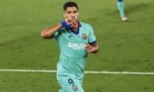 سواريز يتوّج بجائزة جديدة مع برشلونة
