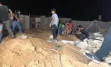 النقب: هدم ملعب للأطفال في عرب العقبي