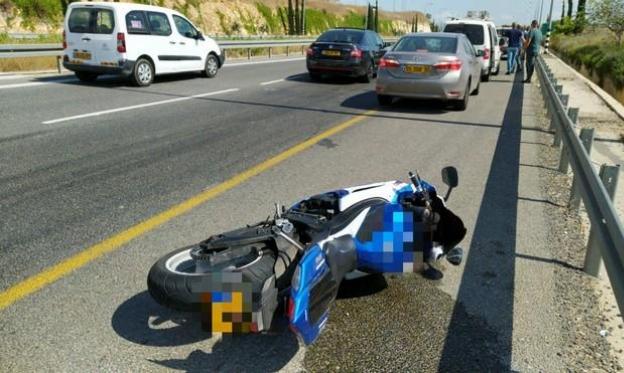 شفاعمرو: مصرع أمجد دعقة في حادث دراجة نارية
