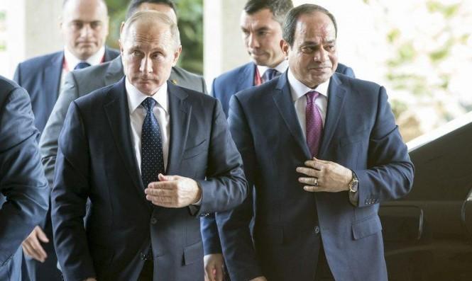 """موسكو تعرض المساعدة في أزمة سدّ """"النهضة"""""""