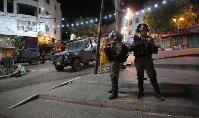 إصابة العشرات إثر مواجهات مع جيش الاحتلال في الخليل