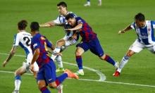برشلونة يقترب من صدارة الدوري وإسبانيول تهبط للدرجة الثانية