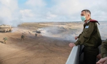 رئيس أركان الجيش الإسرائيلي في الحجر الصحي مرة أخرى